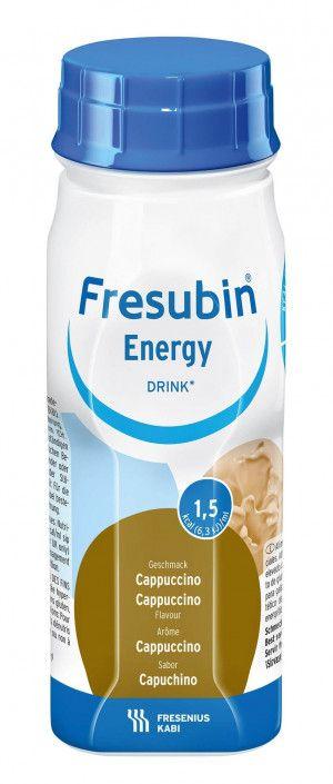 Fresenius Fresubin Energy Drink Cappuccino