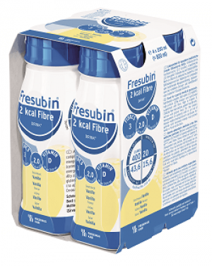 Fresubin 2kcal Drink - Vanille - 4x200ml