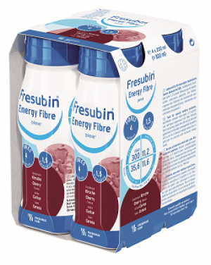 Fresubin Energy Fibre Drink - Kers - 4x200ml