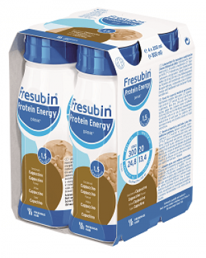 Fresubin Protein Energy Drink - Cappuccino - 4x200ml