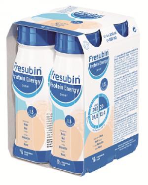 Fresubin Protein Energy Drink - Noten - 4x200ml