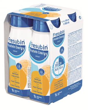 Fresubin Protein Energy Drink - Tropisch fruit - 4x200ml