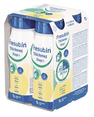 Fresubin Thickened Drink Stage 2 - Vanille - 4x200ml