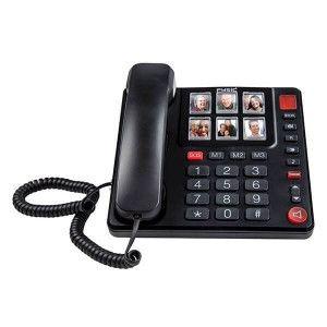 Fysic FX-3930 Senioren Bureautelefoon 1