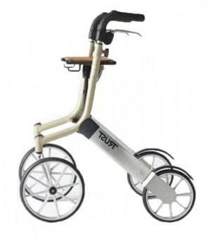 Let's Go Out Rollator - beige