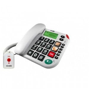 Maxcom KXT 481 + SOS Senioren Huistelefoon