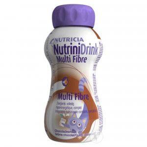 Nutrinidrink Multi Fibre Chocolade