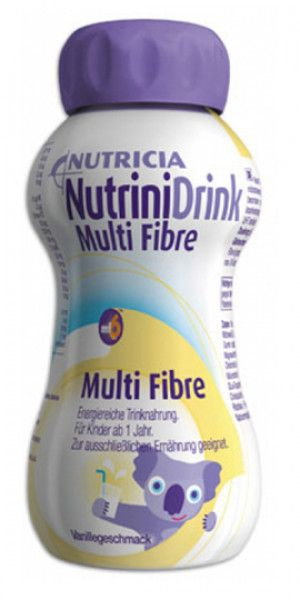 Nutrinidrink Multi Fibre - Vanille