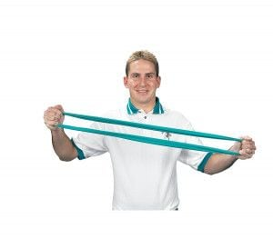 Norco gymnastiekband display