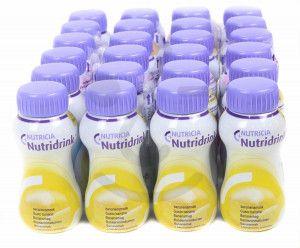 Nutridrink Banaan | 6 pakken van 4x200ml