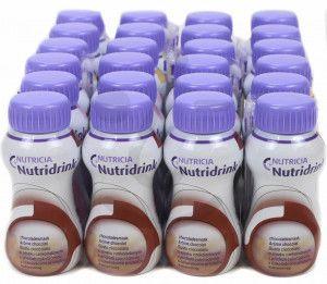 Nutridrink Chocolade | 6 pakken van 4x200ml
