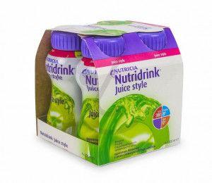 Nutridrink Juice Style Appel