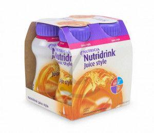 Nutridrink Juicestyle Sinaasappel