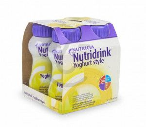 Nutridrink Yoghurt Style Vanille/Citroen