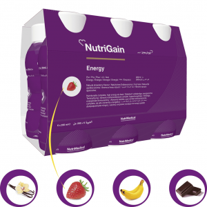 Nutrigain Energy Aardbei