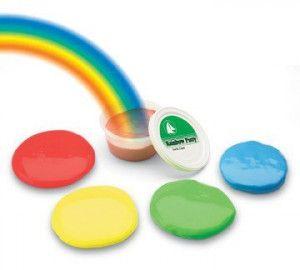Rainbow Putty soft-medium