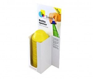 Anti-slip flesopener - Display 25 stuks