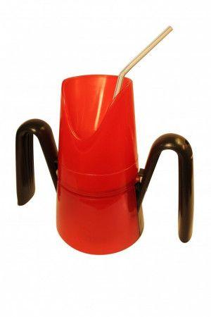 RiJe Cup Rood
