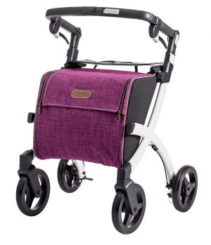 Rollz Flex met knijprem – Bright Purple