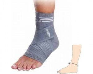 Enkelbandage Fortilax strapping