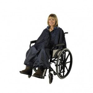Splash Wheely Poncho