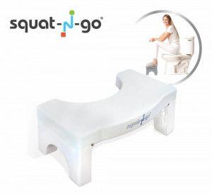 Squat-N-Go Opvouwbaar Toiletkrukje