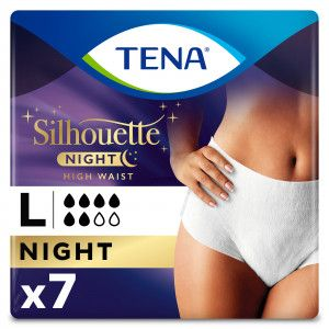 TENA Silhouette Lady Pants night large 7 stuks