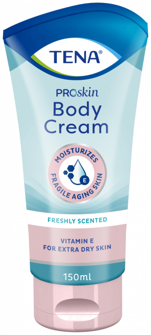 TENA ProSkin Body Cream 150ml voorkant