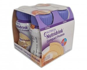 Nutridrink Compact Protein Tropical-Gember