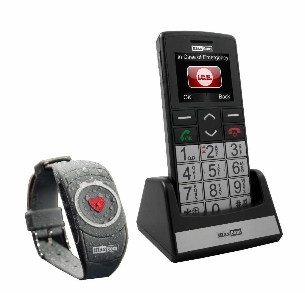maxcom senioren gsm mm715 bb eenvoudig in gebruik. Black Bedroom Furniture Sets. Home Design Ideas
