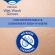 TENA ProSkin Wet Wash Glove Zonder Parfum - 5 stuks