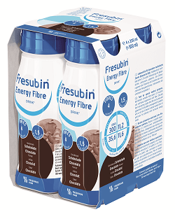 Fresenius Fresubin Energy Vezel Drink - Chocolade - 4x200ml