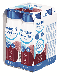 Fresenius Fresubin Energy Vezel Drink - Kers - 4x200ml