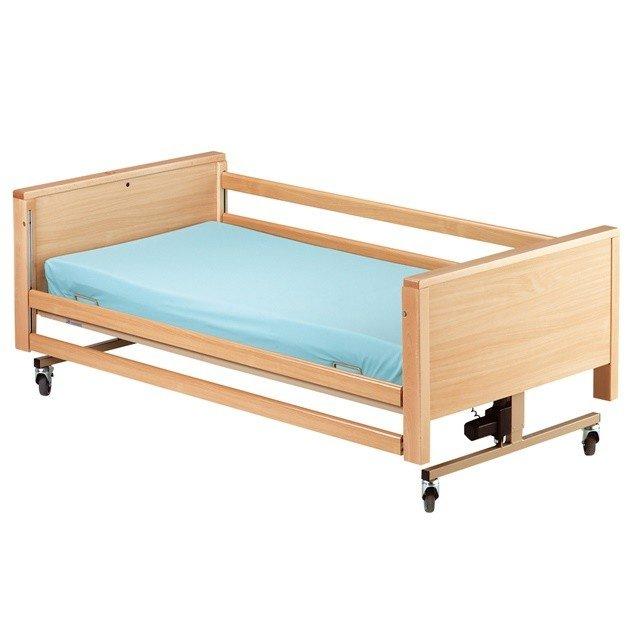 Hoog laag bed Haydn-200 cm -Transport-set
