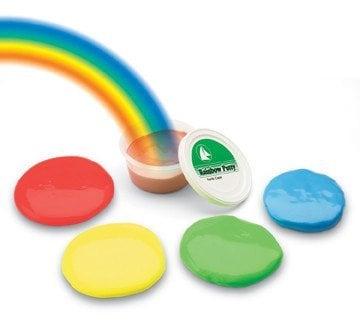 Rainbow Putty (soft-medium)-454 gr