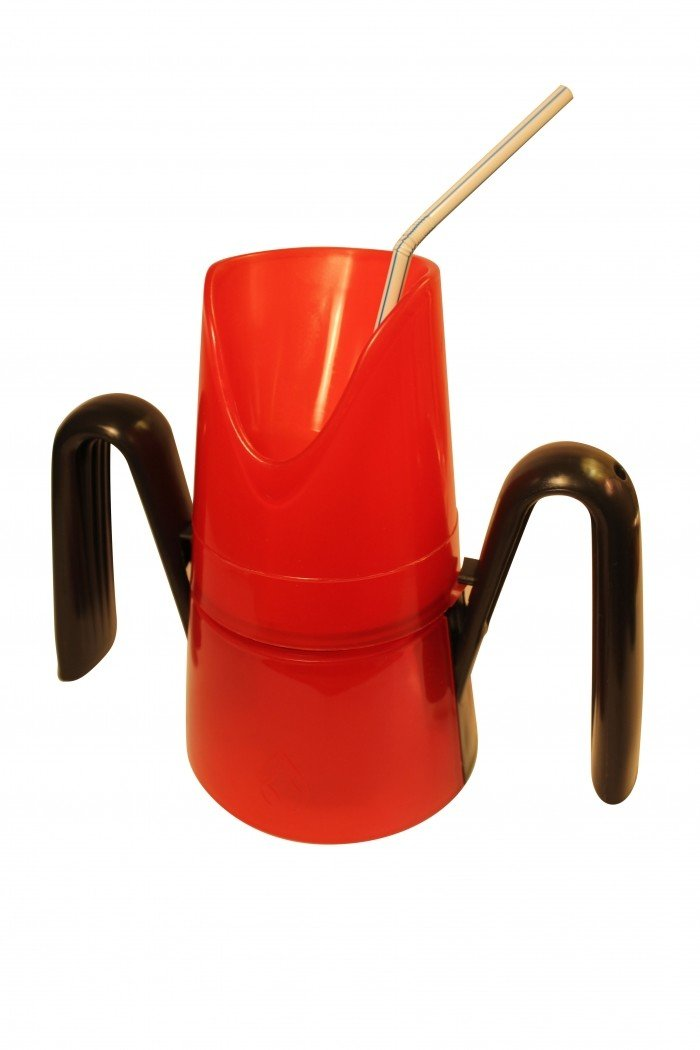 RiJe Cup-Rood
