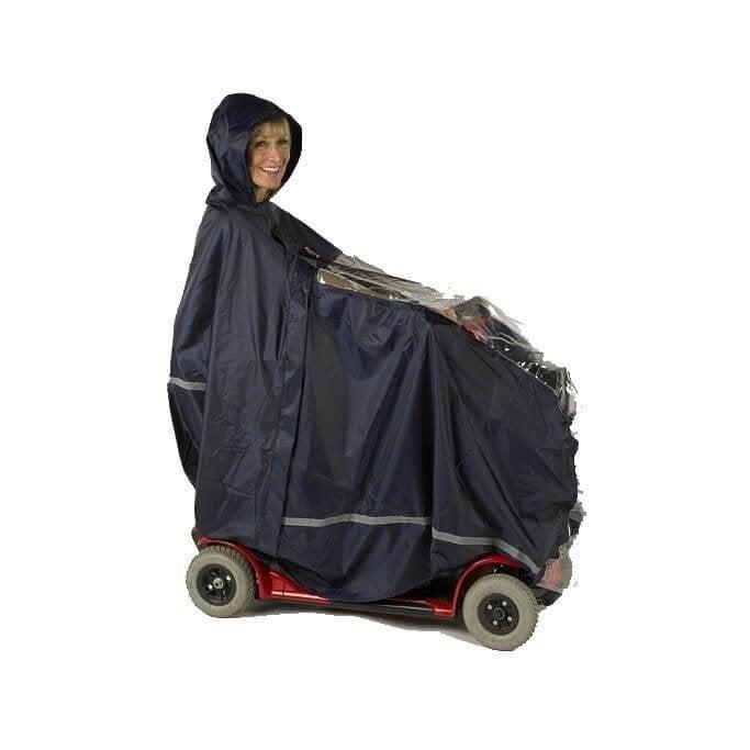 Splash Scooter Cape -M