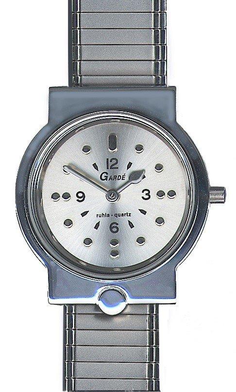 Braille Horloge Garde
