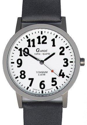 Jumbo Slechtzienden Horloge