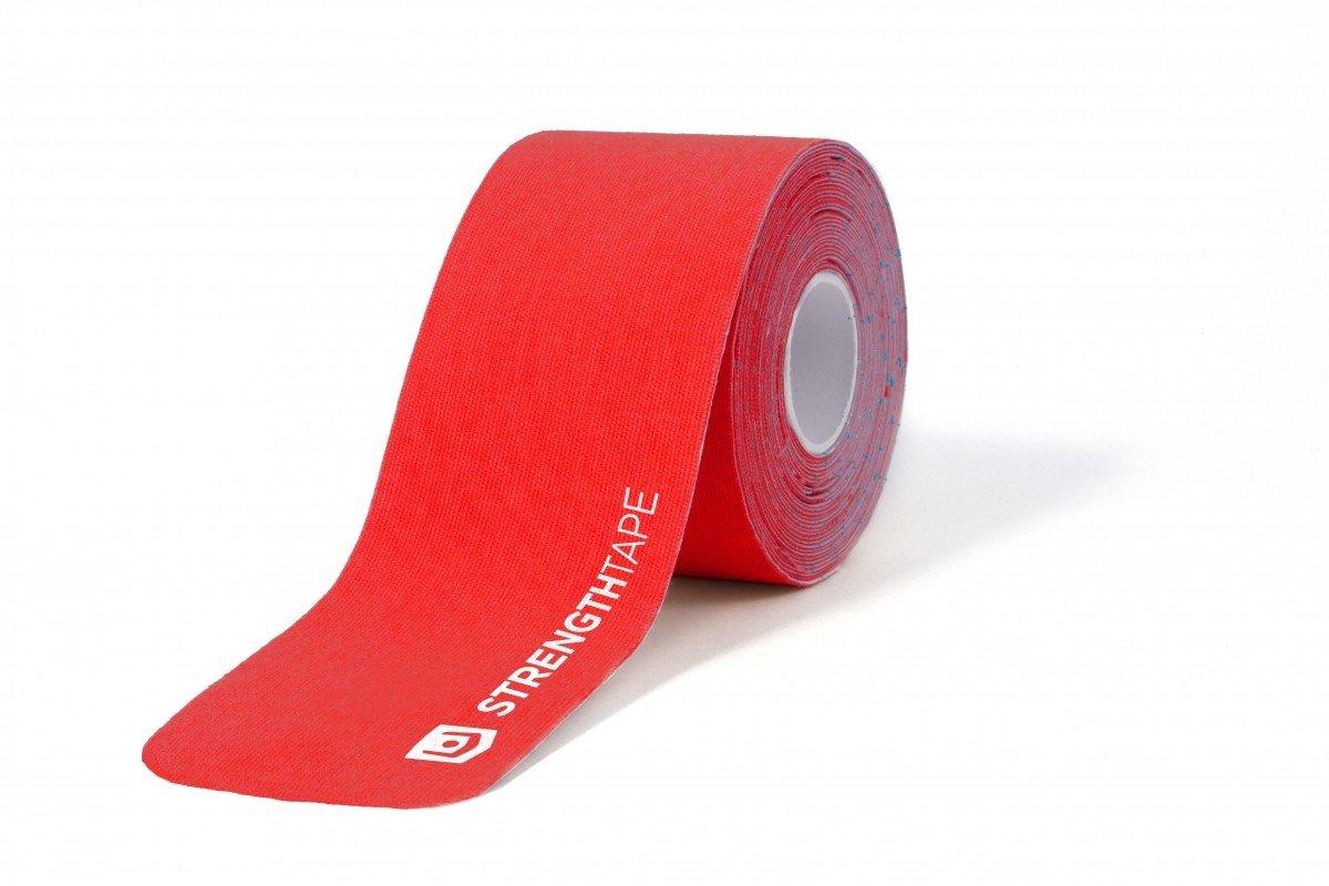 StrengthTape Rol - 5 Meter Pre-Cut-Beige