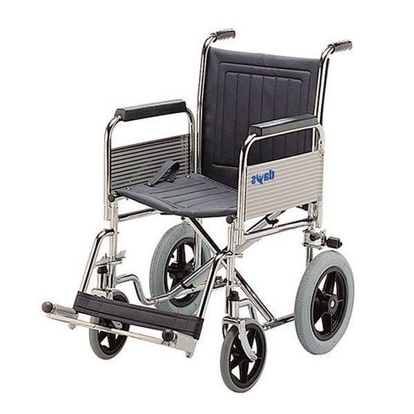 XL Transportstoel Days-Zitbreedte 51 cm - neerklapbare rug