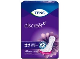 TENA Discreet Maxi Night bij nachtelijke incontinentie